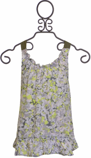 Splendid Girls Summer Top Floral (7/8,10,12)