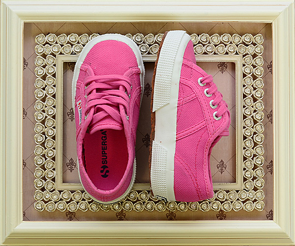 For Girls Superga Kids Classic Sneaker Pink|Get it On Sale