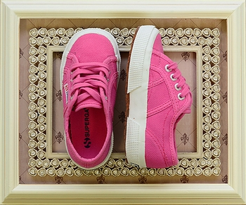 Superga Kids Classic Sneaker Pink (Size Youth 2.5)