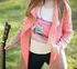 Tru Luv Fashion Sweater for Tweens with Tassels SOLD OUT Alternate View #3