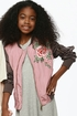 Tru Luv Tween Bomber Jacket (Size SM 7/8) Alternate View #3
