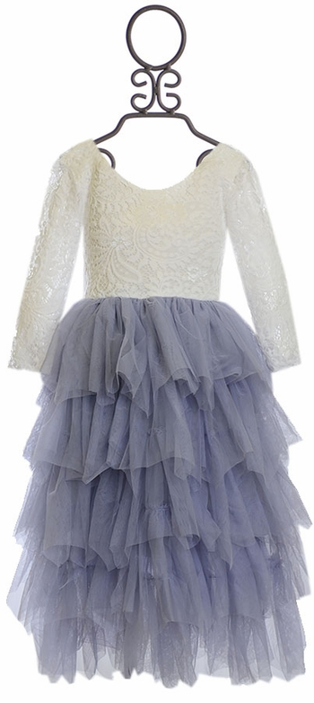 Winter Skies Tulle Dress SOLD OUT