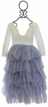 Winter Skies Tulle Dress SOLD OUT Alternate View