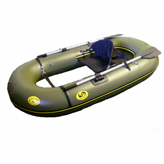 Grizzly water master raft package review and sale by for Fly fishing raft for sale