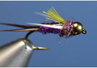 Psycho Prince Nymph Fly Tying How-To Video