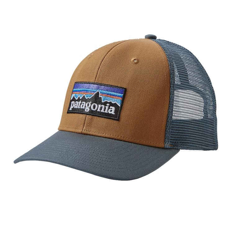 Patagonia p6 trucker hat patagonia headwear and trucker hats for Patagonia fly fishing hat