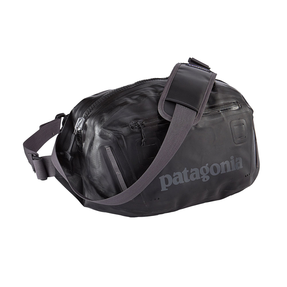 Patagonia stormfront hip pack storm front hip pack for fly for Fly fishing packs