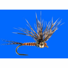 Quigley's Faux Hawk Rusty, Idylwilde Signature Trout Flies