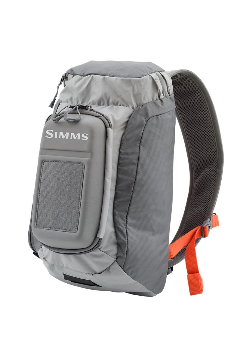 Simms small waypoints sling pack simms packs and bags for Fly fishing sling pack