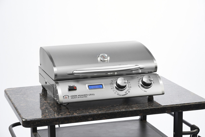 Legacy Electric Grill ~ The range ovens usually how to build an alcohol camp stove