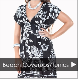 BEACH COVER-UPS / TUNICS / PANTS