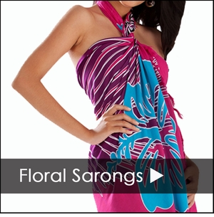 Floral Sarongs