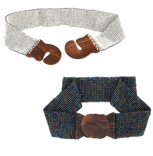 Full Bead Belt (Set of 4)