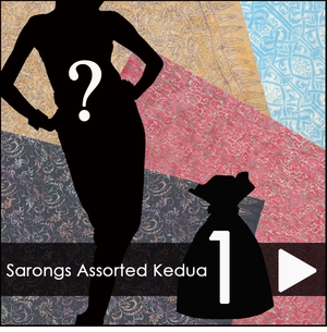 Sarongs Assorted Kedua