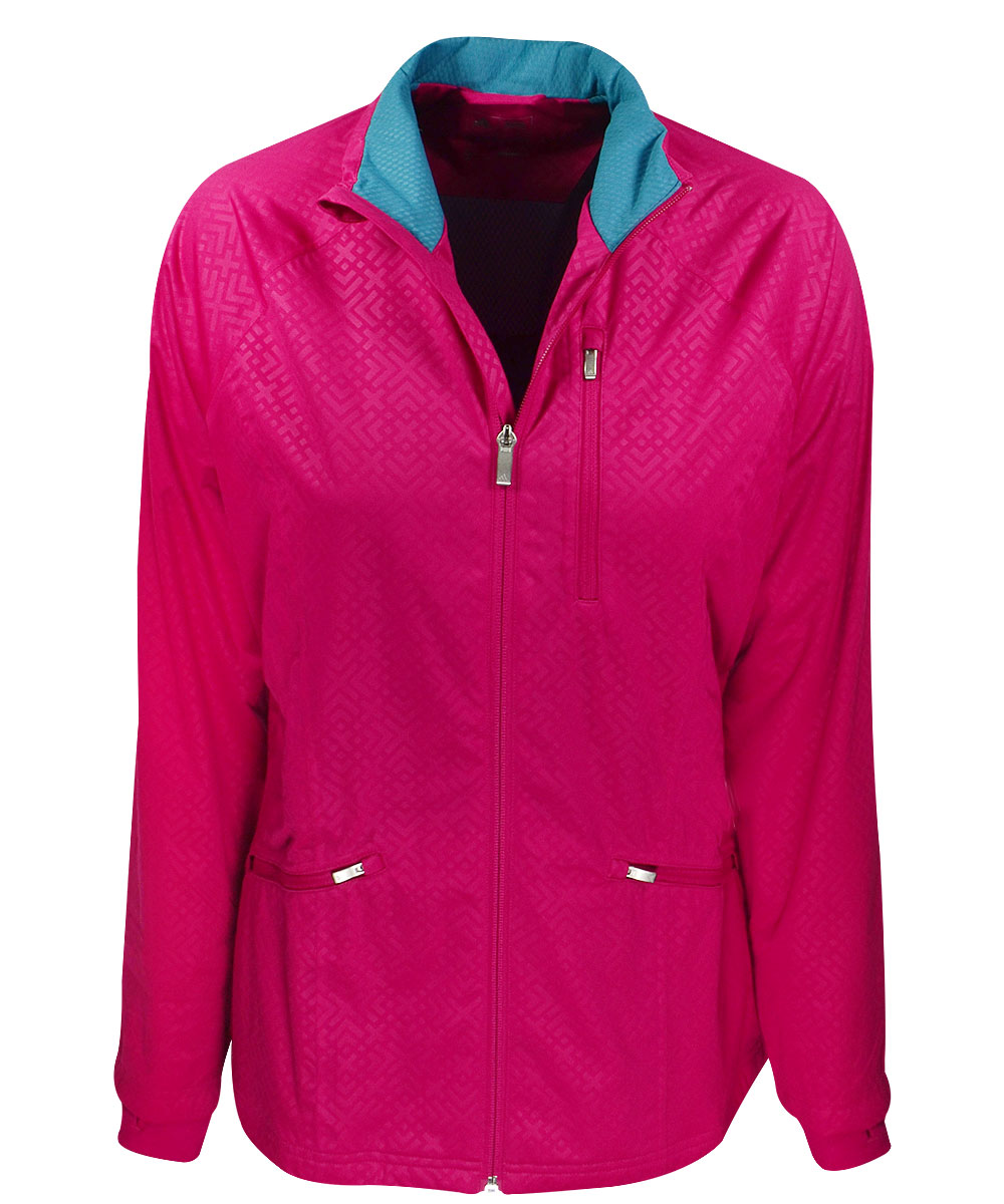 Adidas climaproof fashion rain jacket by adidas golf for Adidas golf rain shirt
