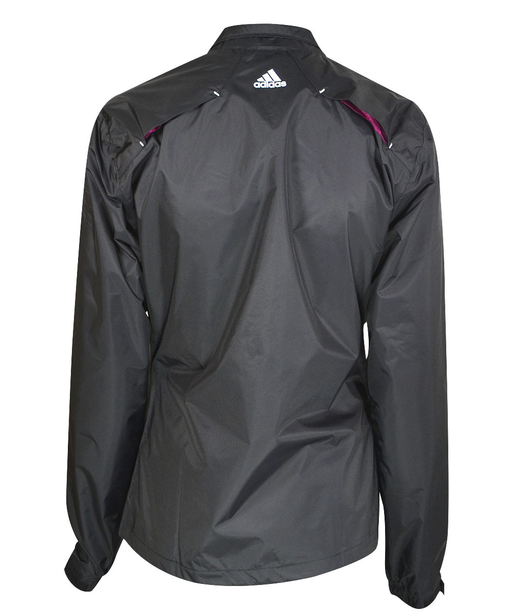 Adidas golf ladies climaproof provisonal rain jacket for Adidas golf rain shirt