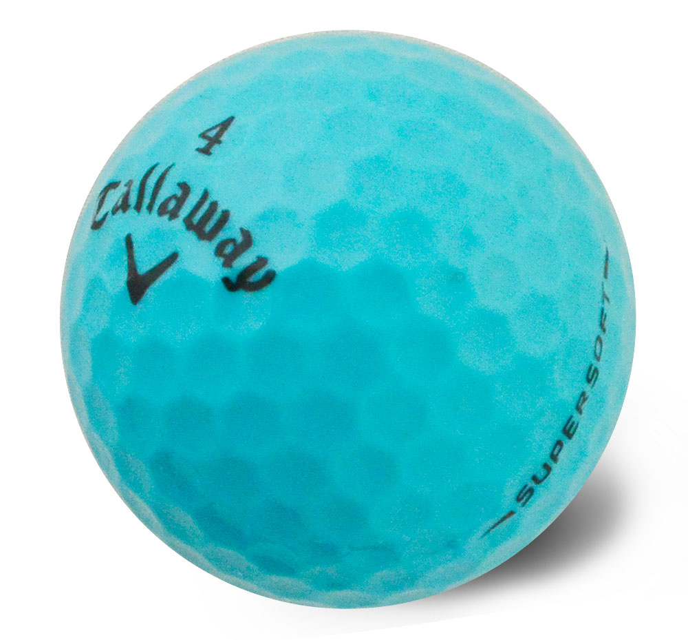 Callaway Supersoft Golf Balls (Multi-Colored) by Callaway ...
