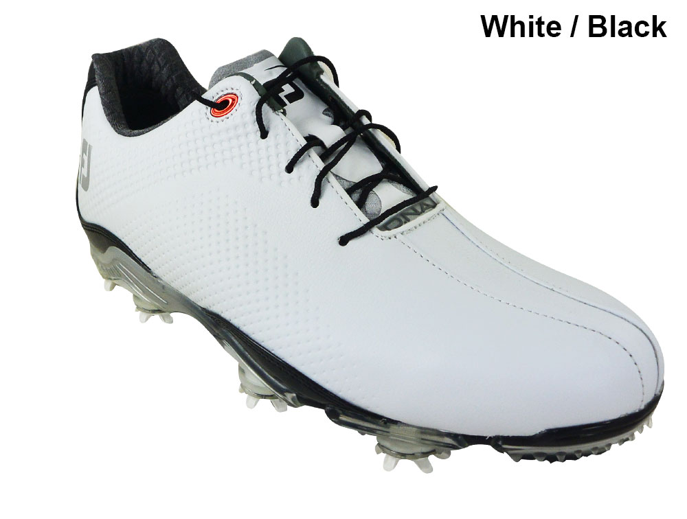 Footjoy White Dna Golf Shoes