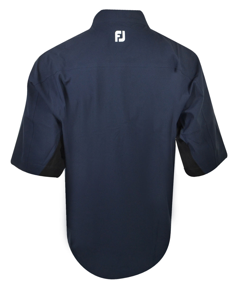 Footjoy Dryjoys Tour Xp Short Sleeve Rain Shirt By Footjoy