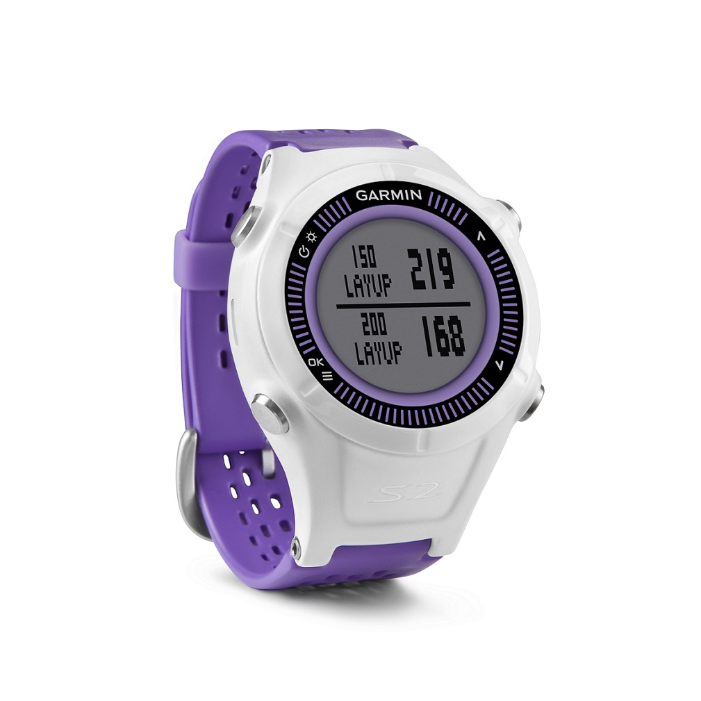 Garmin approach s2 gps watch by garmin golf golf gps rangefinders for Watches garmin