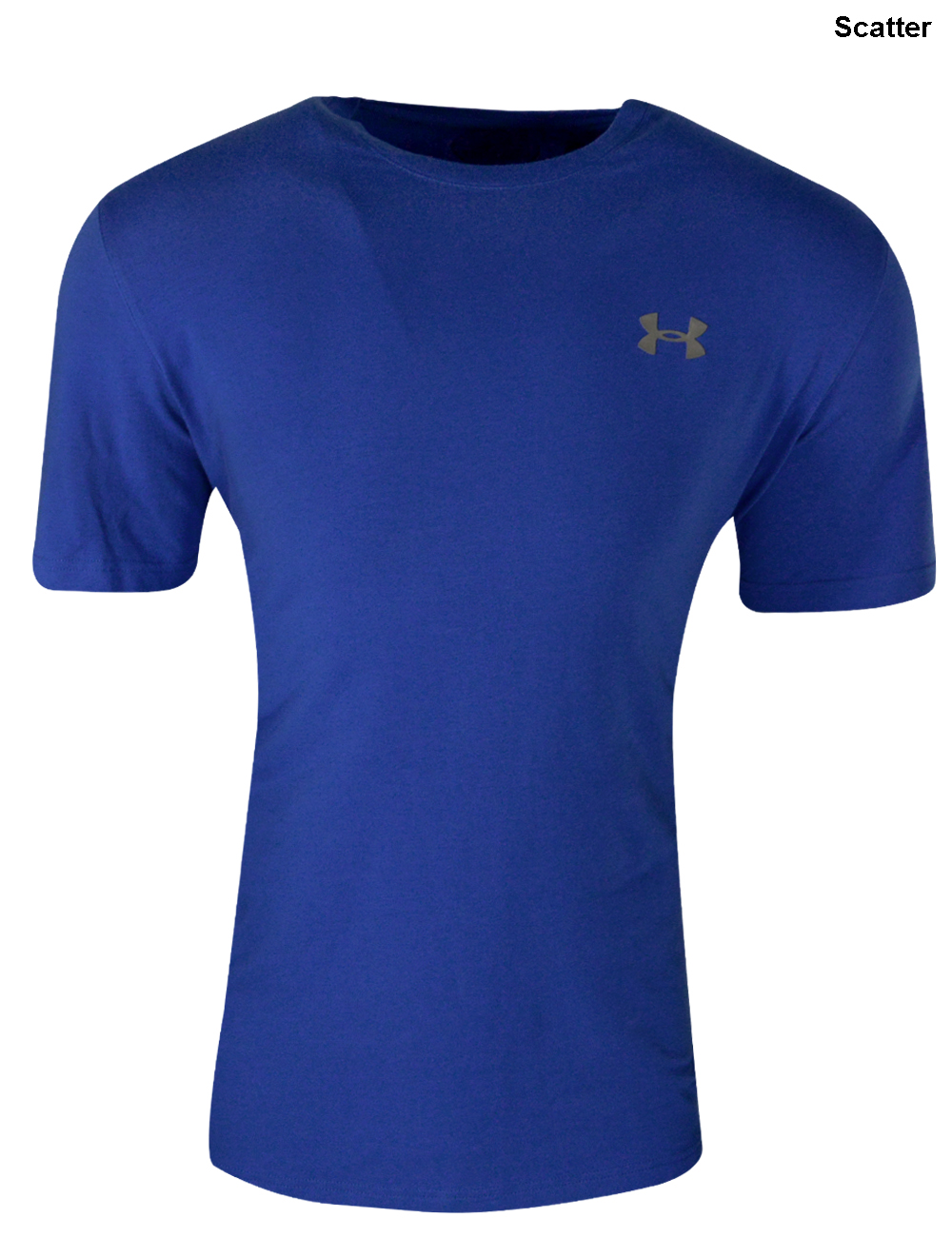 Under armour charged cotton t shirt by under armour for Under armour charged shirt