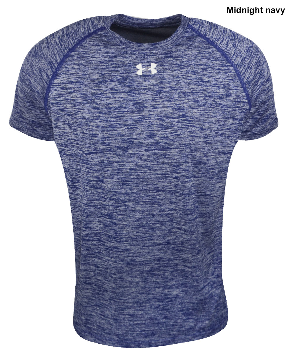 under armour twisted tech locker t shirt by under armour