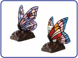 Butterfly Lamp Keepsake Collection