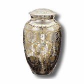 Classic SilverGold Series Urn - Large