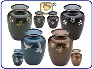 Divine Urns Collection