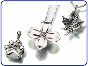 Nature Collection Keepsake Pendants