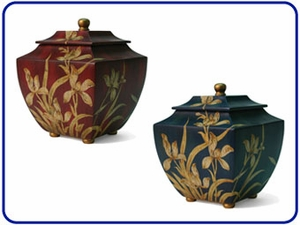 Orchid Urns Collection