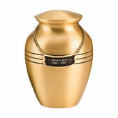 Small Urn Medallion (urn sold separately)