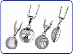 Sports cremation pendants mozeypictures Gallery