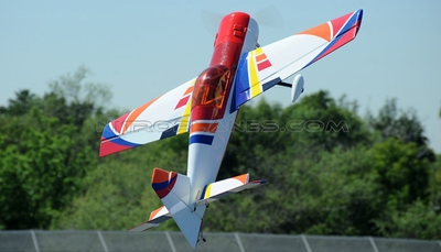 "103"" Giant Scale Yak54 100CC Nitro Remote Control Airplane Kit (Red) RC Remote Control Radio"