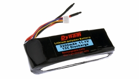 11.1V 2200MAH 20C Lipo battery 60P-DY-6006