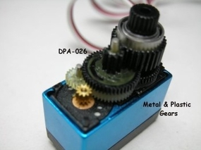 12.3 Gram High Performance Micro Digital Servo (Good Cyclic Servo) DigitalServo-DPA026