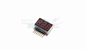 1s-6s Battery Voltmeter MS-Battery-Voltmeter