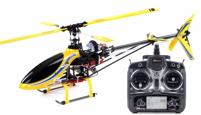 2.4Ghz 6-Channel Exceed RC G2 Brushless RC Helicopter * Special Edition w/ LCD Radio System RTF