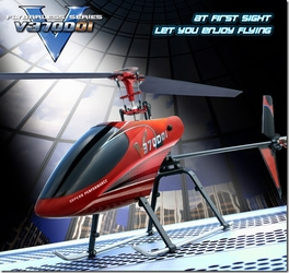 2.4Ghz Walkera HM V370D01 Flybarless 4 Channel RTF R/C Helicopter w/ CNC Metal Rotor Head RC Remote Control Radio