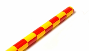 2mX0.65m Red Yellow