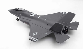 4-CH AirField 64mm  Ducted Fan RC Jet Receiver-Ready w/ Brushless Motor+ESC (Grey) RC Remote Control Radio 93A35-Grey-ARF