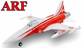 4-CH AirField 64mm F5 Ducted Fan RC Jet ARF Receiver-Ready  w/ Brushless Motor+ESC (Red) RC Remote Control Radio