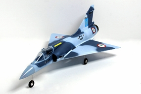 4 CH Blue Camo Mirage 2000 3D Aerobatic Radio Remote Control Electric RC Fighter Jet RTF w/ Brushless Ducted Motor 608-Mirage2000