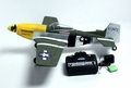 4 CH P51D MUSTANG Radio Remote Control Electric RC Warbird Airplane RTF (Green)