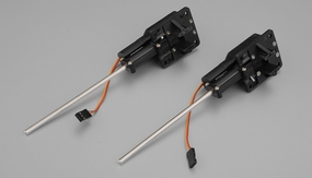 42g 90 degree Electronic Retract Landing Gear System 79P-003-909