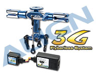 450 3G Programmable Flybarless System H45109