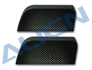 450 Carbon Flybar Paddle HS1284