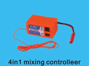 """4in1"" Control Unit 72MHZ EK2-0702"
