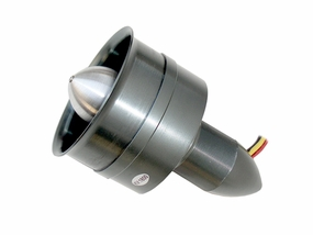 76mm Aluminum Alloy Electric Ducted Fan w/ Brushless Motor 1800kv #LEDF76-1A21 55P-LEDF76-1A21-EDF-1800KV