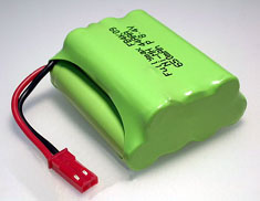 8.4V 650mAh Ni-MH Battery 50H01-25